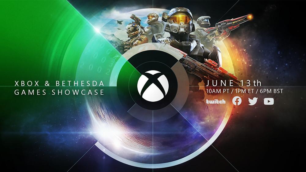 Xbox and Bethseda Showcase set for June 13