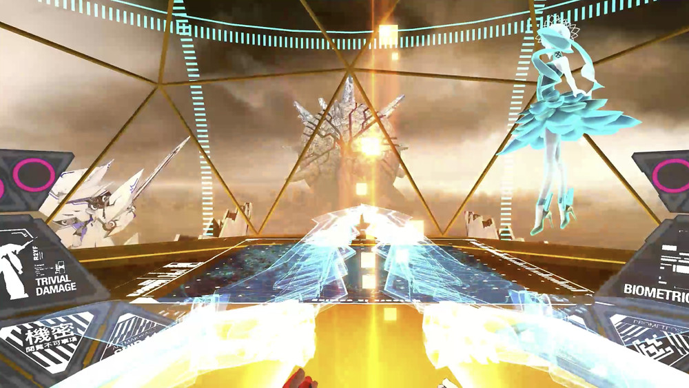Altdeus: Beyond Chronos Review PSVR