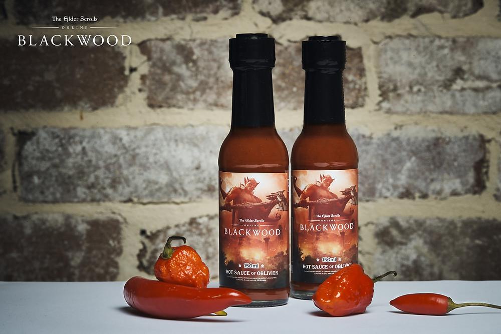 Elder Scrolls Online x Melbourne Hot Sauce