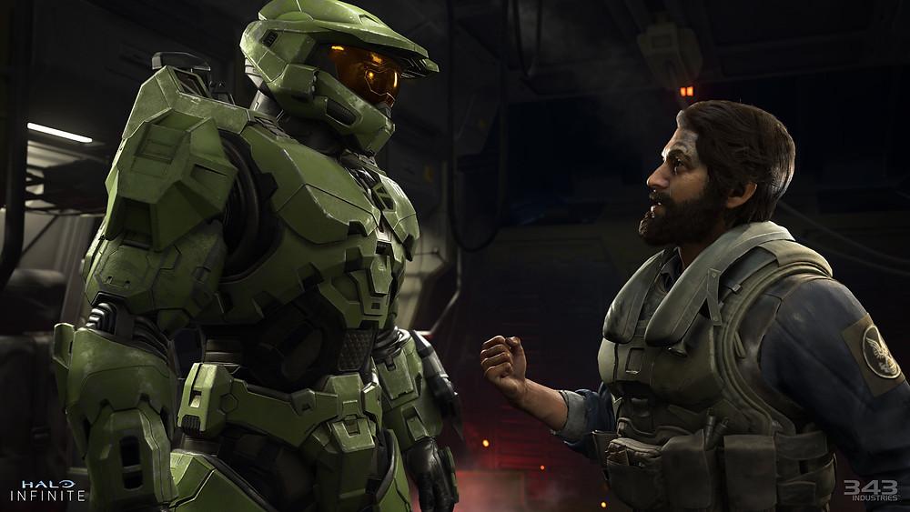 Halo Infinite allegedly in development under poor 'crunch' condition