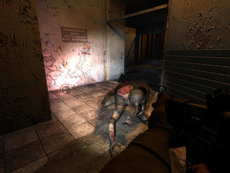 S.T.A.L.K.E.R Shadow of Chernobyl