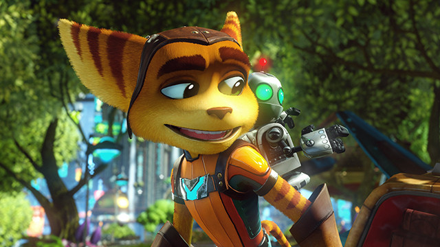 Ratchet and Clank Rift Apart performance options