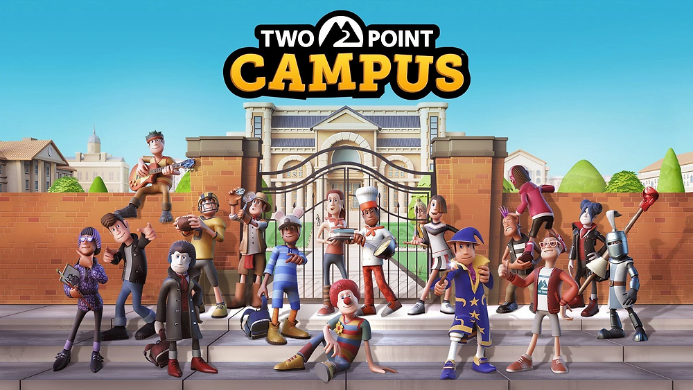 Two Point Campus leaks