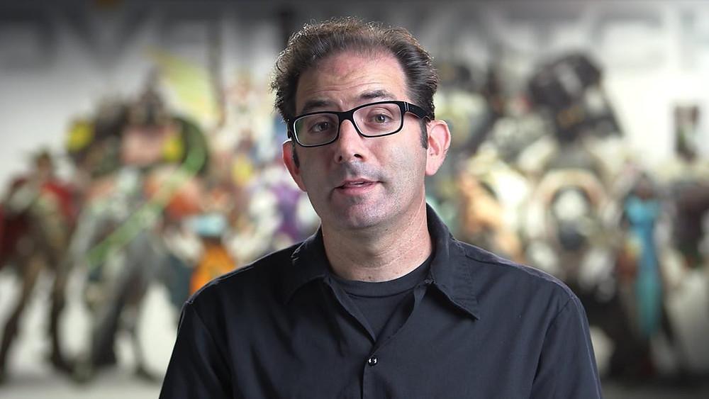 Jeff Kaplan departs Blizzard mid Overwatch development