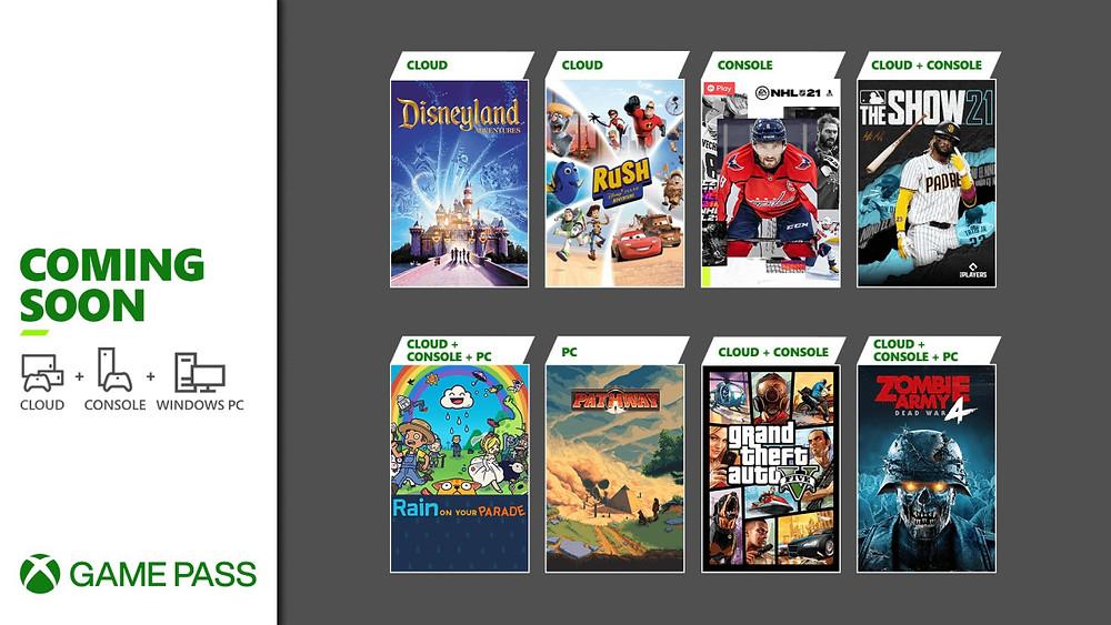 Xbox Game Pass - Latest Editons