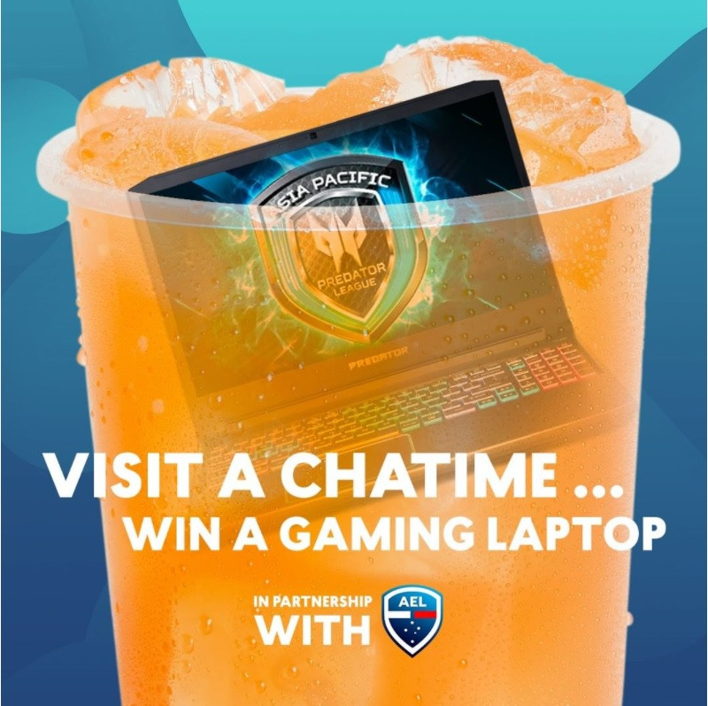 Win Chatime AEL Gaming Laptop
