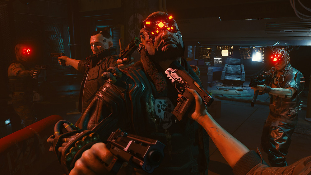 Cyberpunk 2077 will not be scrapped says joint CEO.