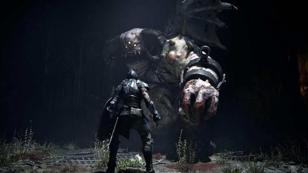 A new era for Demons Souls Remake director, Gavin Moore.