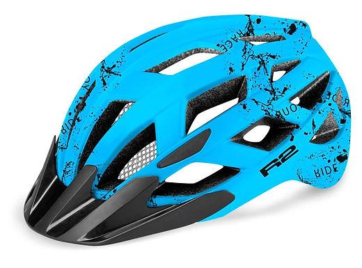Cyklistická helma R2 LUMEN JR