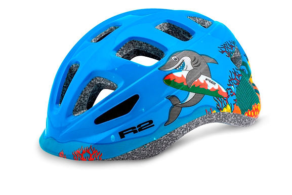 Dětská cyklistická helma R2 Bunny