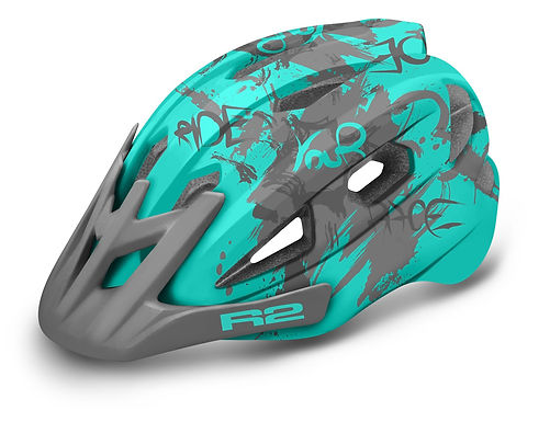Dětská cyklistická helma R2 WHEELIE