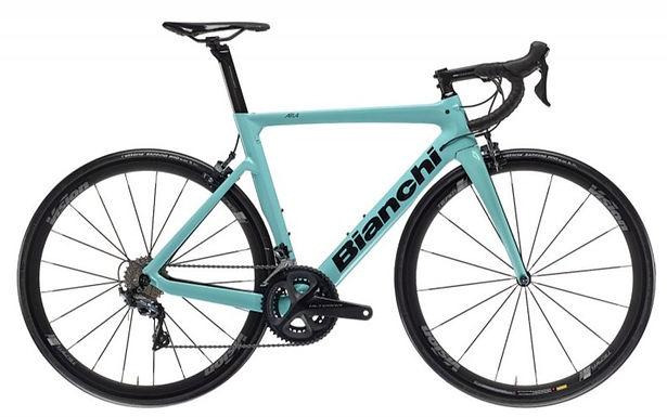 Bianchi ARIA Shimano Ultegra 2021 Celeste