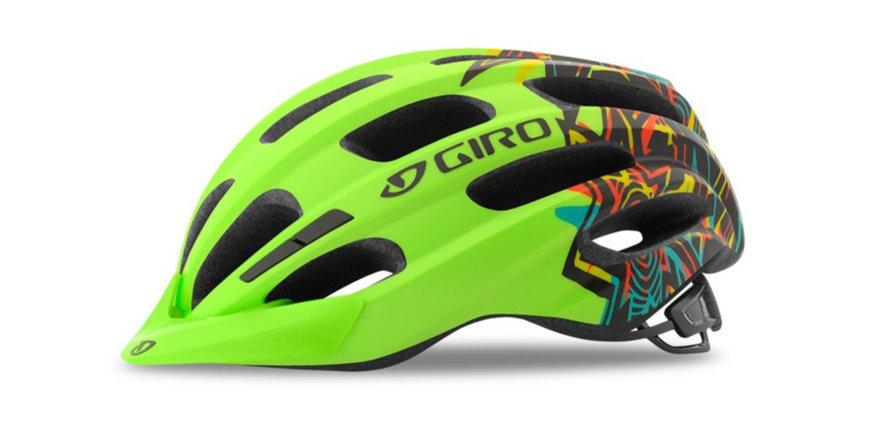 Dětská cyklistická helma Giro Hale
