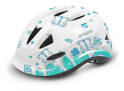Dětská cyklistická helma R2 LUCKY