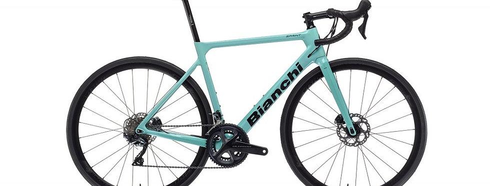 Bianchi Sprint Disc 105 celeste
