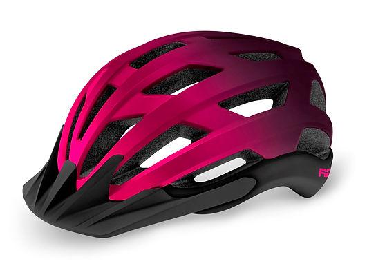 Cyklistická helma R2 EXPLORER