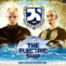The Electric Ship Jackal & Hyde Spotligh