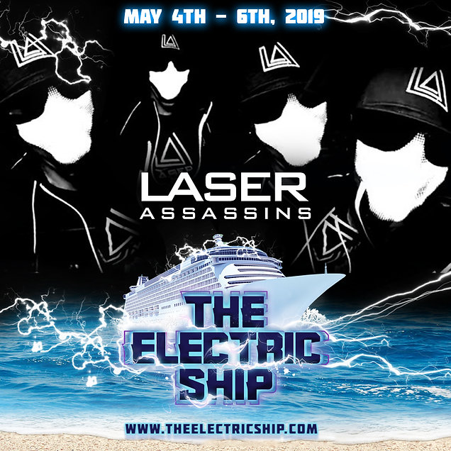 The Electric Ship Laser Assassins Spotli