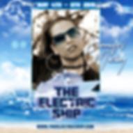 Jennifer Marley plays the electric ship edm cruise