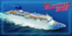 The electric ship Edm Cruise