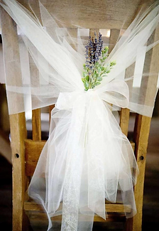 sweet boutique chair sashes