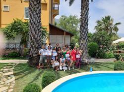 Adrasan - 200 Ttc Mezuniyet Kampı