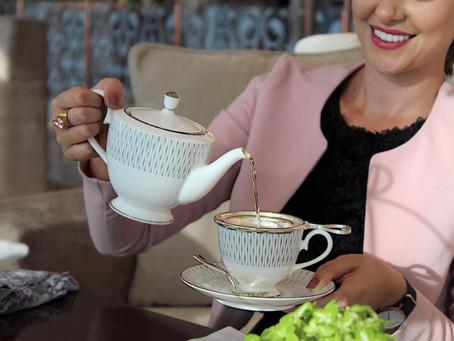 Afternoon Tea at Waldorf Astoria Dubai