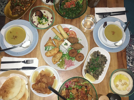 The best Iftars 2018