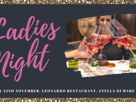 Dinner and drinks for AED99 this Friday at Leonardo