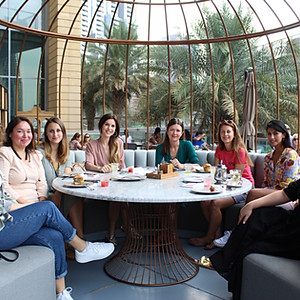 The Beauty Afternoon 6, Dubai Mall