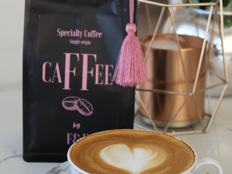 Discover our own coffee brand CAFFEE by F&F