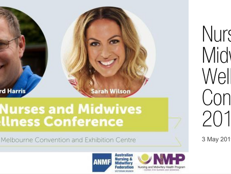 Australian Nurses and Midwives Federation Wellness Conference
