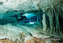 Dan's Cave, Bahamas