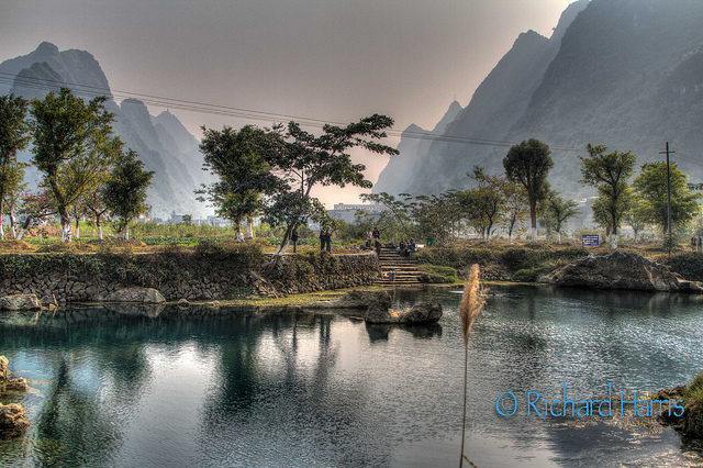 Daxing Spring, China