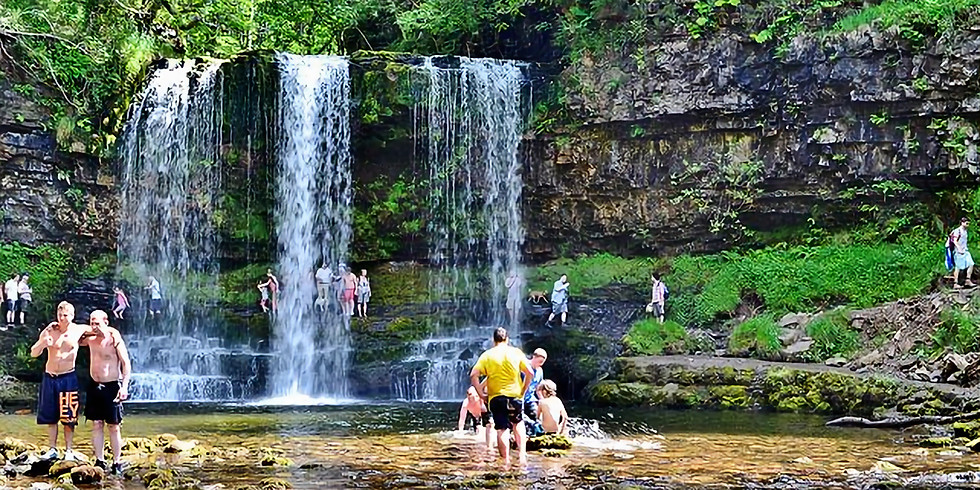 NEW TRIP- Camp Under the Stars, Swim by Waterfalls - Working Holiday in Brecon Beacons, Wales