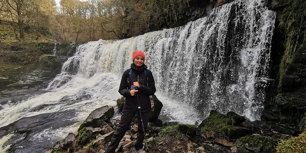 Wales Waterfalls trail and Highest Peak - Single hotel room stay and travel