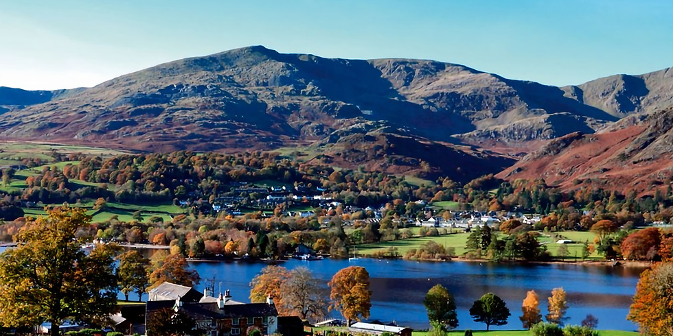 Lake District - The Old Man of Coniston and Elterwater