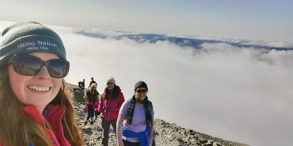 3 PEAKS IN 3 WEEKS - Ben Nevis, Scotland- part travel included