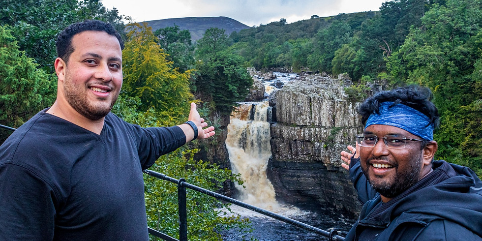 Yorkshire Dales - Malham Cove and High Force Waterfalls