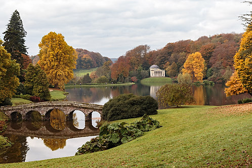 Stourhead Gardens and King Alfred Tower 28 Feb