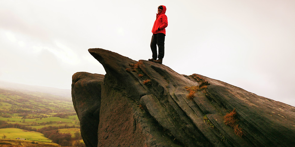 Peak District in a day - Lud's Church and The Roaches Circular Hike
