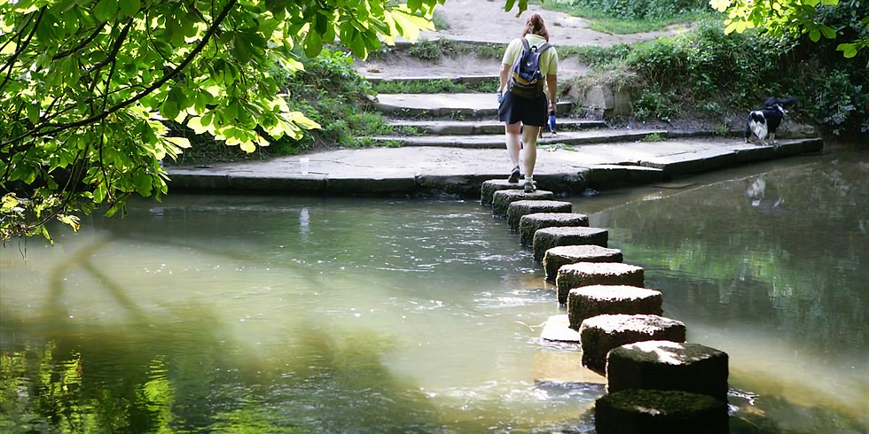 Box Hill and the Stepping Stones