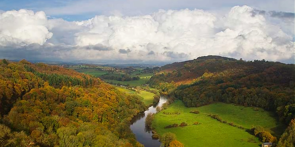 SOLD OUT - Kings Arthur's Cave and Symonds Yat Rock at the Welsh Border
