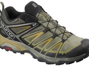 Choosing the right hiking shoes