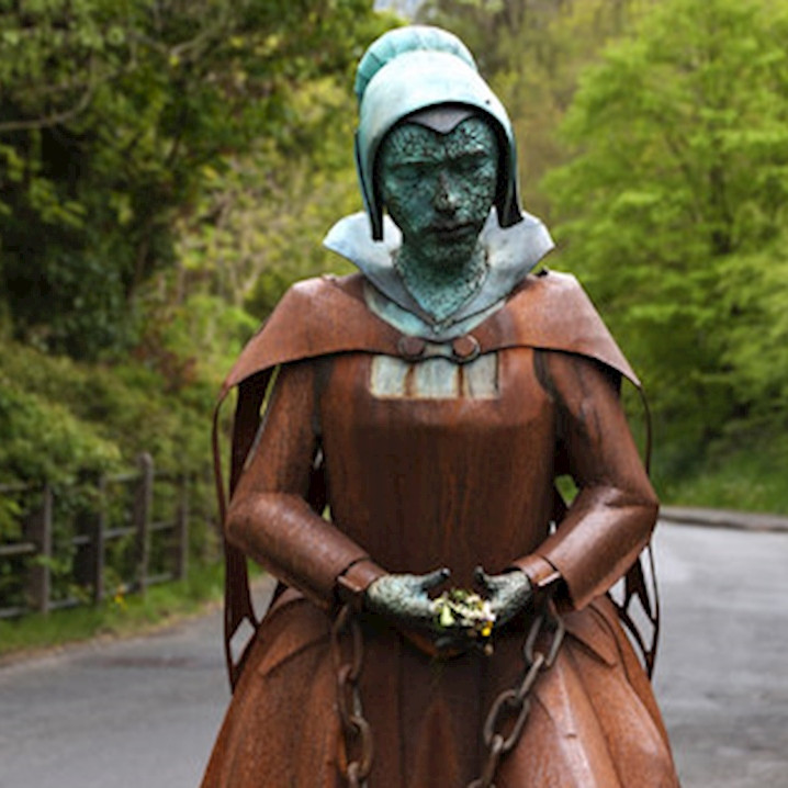 HALLOWEEN SPECIAL - The Witches Trail and the Valley of Desolation - Yorkshire