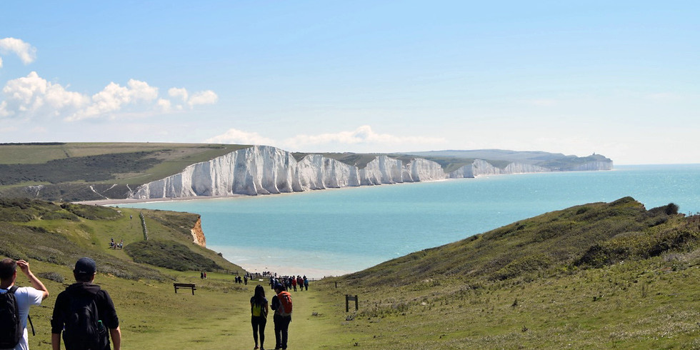 The Seven Sisters - Seaford to Eastbourne