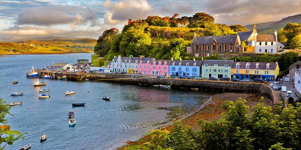 Magical Isle of Skye - hiking and sightseeing - hotel stay