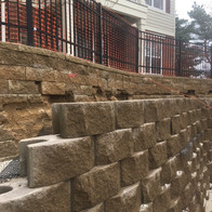 Retaining Wall from Awesome Landscape Concepts