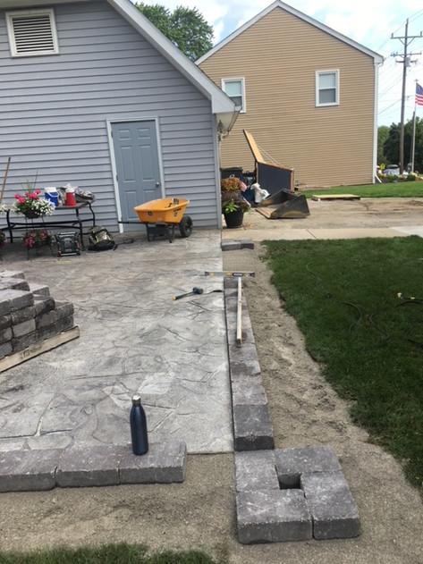 Stone pavers near me
