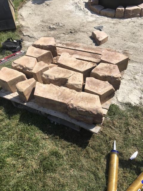 Picking natural stone pavers